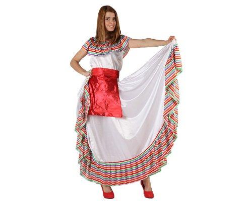 Tequila Girl Kostüm - ATOSA 19540 Karnevalskostüm,