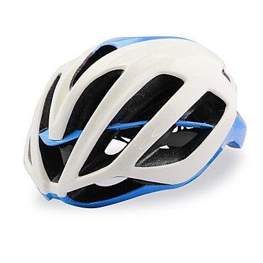 ftiier neuesten Ultraleichte Bike Helm integrierter ABS Keel Skelett Reithelm Kask Racing Helm Fahrradhelm, 55–64cm