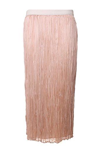 agnona-femme-u4090g906oxp03-rose-soie-jupe