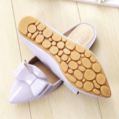 &qq Sandales plates, chaussures de femmes enceintes sauvages, chaussures de mode 38