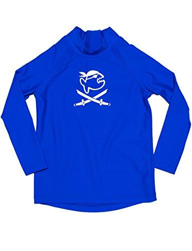 iQ-Company Kinder UV-Shirt 300 Kiddys Long Sleeve, Dark Blue, 80, 816315-2448