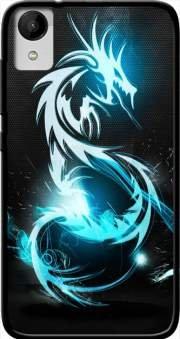 MOBILINNOV Wiko Sunny 2 Dragon Electric Silikon Hülle Handyhülle Schutzhülle - Zubehor Etui Smartphone Wiko Sunny 2 Accessoires