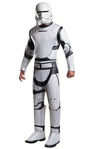 Rubie 's Offizielle Star Wars Deluxe flametrooper, Erwachsene Kostüm–Standard Größe