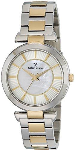 Daniel Klein Analog Silver Dial Women's Watch-DK11536-4 image