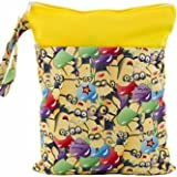 Eco Green Baby - Reusable Waterproof Wetbags - Minions