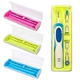sicura custodia per spazzolino elettrico Oral-BS accessorio bagno fuori casa da viaggio custodia portatile Woopower