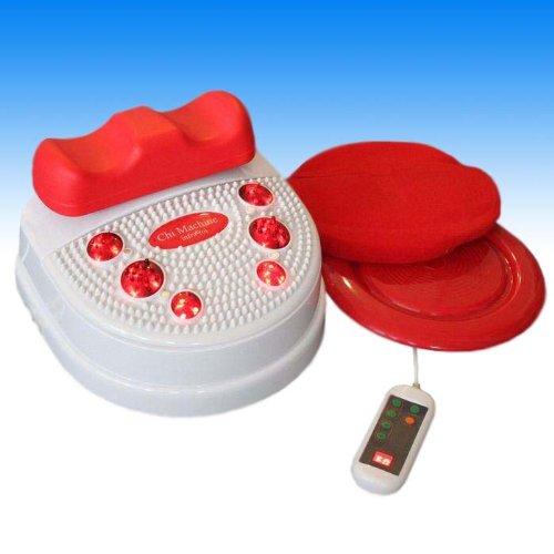 Chi Maschine mit Infrarot, Vibration und Twister