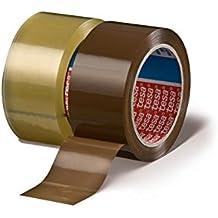 TESA 4204, 19 mm x 33 m Interior y exterior 33m PVC Transparente cinta adhesiva - cintas adhesivas (19 mm x 33 m, Interior y exterior, 33 m, PVC, Transparente, 19 mm)