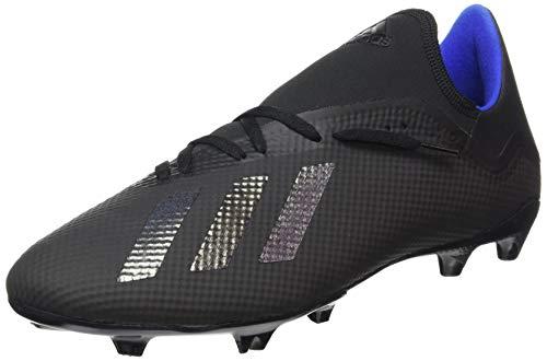 adidas Herren X 18.3 Fg Fußballschuhe, Mehrfarbig Negbás/Azufue 000, 46 EU - Adidas-fußball-schuhe-indoor