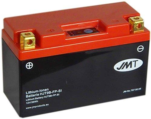 Batterie al litio Yamaha YFM 700R SE SP Special Edition JMT hjt9b-FP 12V 6AH