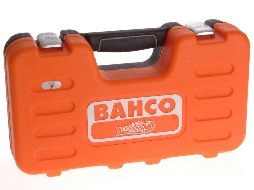Bahco BAHS560 Steckschlüssel-Satz 56-teilig