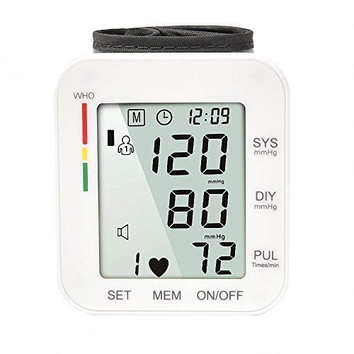 DaQao Handgelenk-Elektronischer Blutdruck-Monitor-Digital-Automatischer Haushalt Sphyg