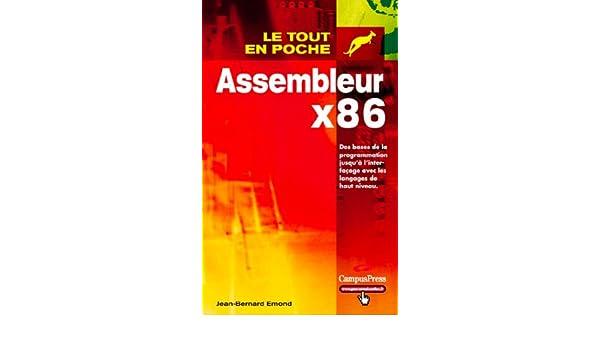 JEAN-BERNARD DE ASSEMBLEUR EMOND X86 TÉLÉCHARGER