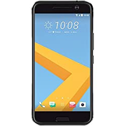 "HTC 10 - Smartphone libre Android (5.2"", 12 MP, 4 GB RAM, 32 GB ROM, 4G), Color Negro"