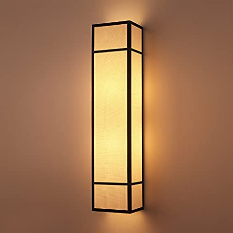 BBSLT Corridoio dell'hotel nuovo comodino camera da letto antica muraglia cinese lampada il letto in ferro battuto corridoio nello studio di ingegneria lampada da parete salotto 600 * 180 * 130mm