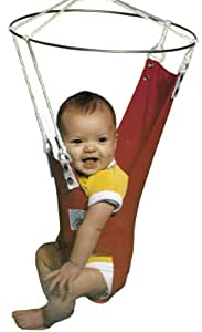 Merry Muscles Ergonomic Jumper Exerciser Baby Bouncer