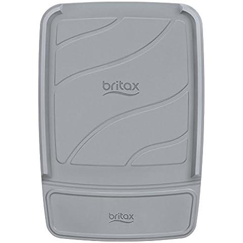 Britax 2000012238 - Protector para asiento goma, color gris