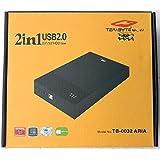 Terabyte TB HDD SATA Casing 2-in-1 (Black)