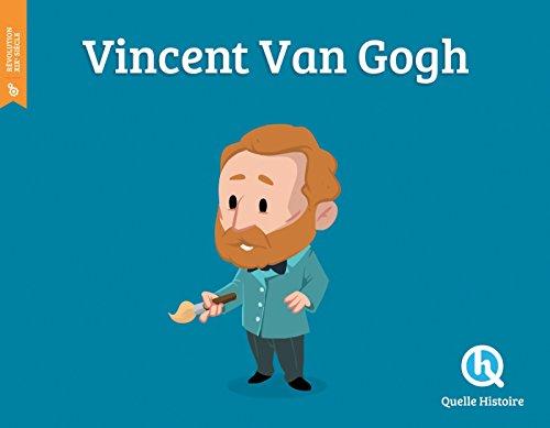 Vincent Van Gogh par Patricia Crété