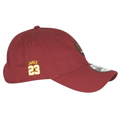 Casquette 9Twenty Head James New Era casquette strapback cap Rouge