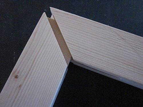 Rihe DIY de madera marco para lienzos