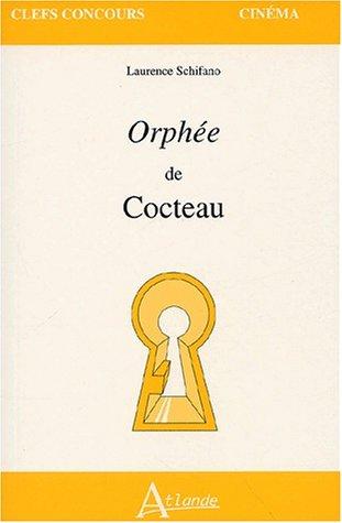 Orphe de Cocteau