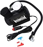 RB INTERNATIONALAir Compressor for Car and Bike 12V 300 PSI Tyre Inflator Air Pump for Motorbike,Cars,Bicycle,for…