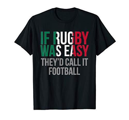 Lustiges irisches Rugby - Irland Rugby T-Shirt -