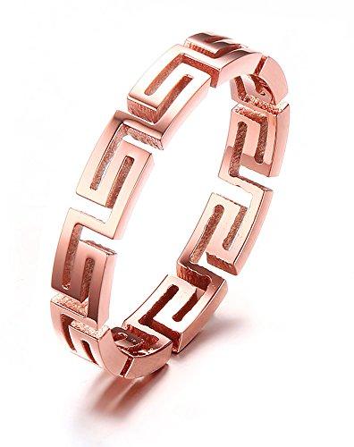 vnox-womens-girls-stainless-steel-hollow-linear-greek-key-partern-band-filigree-wedding-ringrose-gol