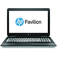 "HP Pavilion Notebook 15-bc004ns - Ordenador Portátil de 15,6"" FullHD (Intel Core i7-6700U, 8 GB RAM, 1 TB HDD, NVIDIA GeForce GTX 960M 4 GB GDDR5, Windows 10); Plata Natural - Teclado QWERTY español"