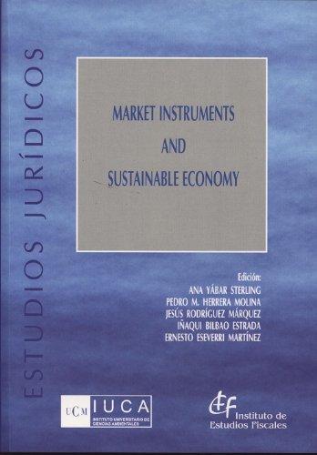 Market Instruments and sustanaible economy