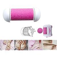 Yukio BeautyBox - Elektrischer Hornhautentferner Ersatzrollen für Fuß Fußpflege,Rollenkopf Fußpflege Werkzeug preisvergleich bei billige-tabletten.eu