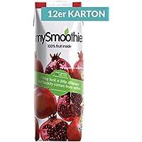 mySmoothie - Granatapfel, 0,25L - 12 Tetra-Paks