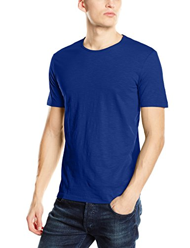 Stedman Apparel Herren T-Shirt Shawn (Crew Neck)/st9400 Premium Blau - Blau (True Blue)