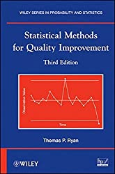 Statistical Methods for Quality Improvement by Thomas P. Ryan (2011-08-02)