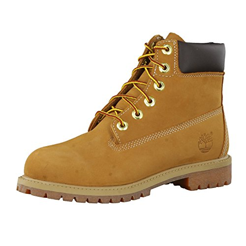 Timberland 6IN Premium Boot Junior - Pointures : 37, Couleurs : Wheat