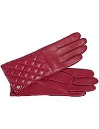 Wunderschöner Damenhandschuh von Roeckl in rot