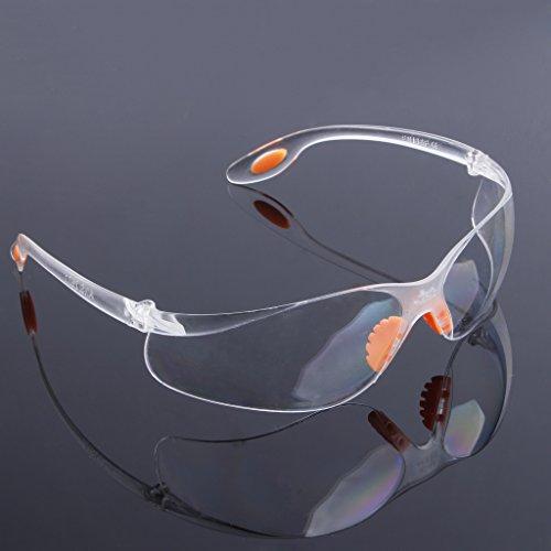 908f6141828cf6 Dabixx Occhiali di Sicurezza, Protezione degli Occhi Occhiali protettivi  Occhiali protettivi Occhiali da Lavoro Laboratorio