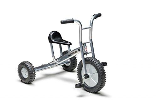 VIKING EXPLORER OFF-ROAD Dreirad groß von Winther / Sitzhöhe 43 cm / Breite 61 cm / Länge 87 cm / Gewicht: 14,7 kg / 4-8 Jahre