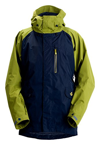 Sweet Protection Herren Jacket Hammer Midnight Blue/Olive Green