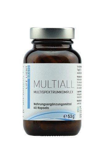 Life Light Handels MultiAll, 53 g (Multivitamin Multi-mineral-ergänzung)