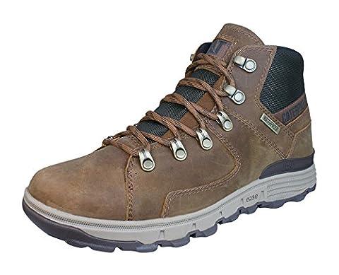 CAT FOOTWEAR - STICTION HIKER ICE waterproof - brown sugar, Taille:46