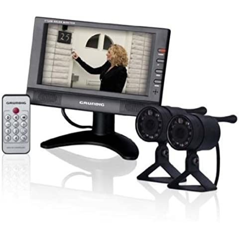 Kit videocamere wireless 2.4 ghz + monitor 7 LCD