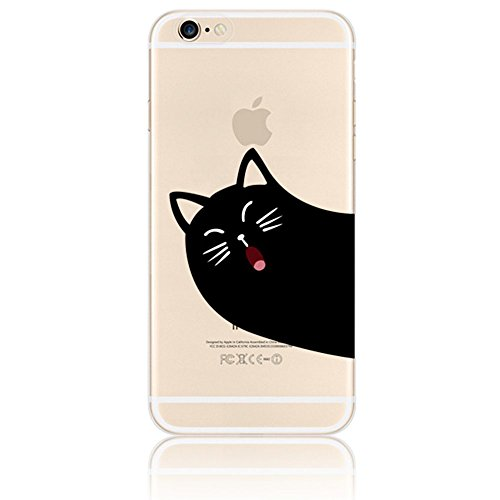 Vandot Ultra-thin Ultra-Light Mince TPU Silicone Gel Doux Etui Coque Housse Case Cover Couvrir Couverture Colour Printting Motif Housse Hull Coquille pour iPhone SE / iPhone 5 5S Effacer Clair transpa Image-6