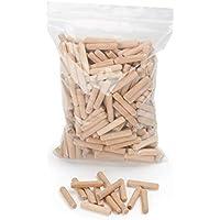 ESTRIADO tacos de madera von wfix espiga ESTRIADA AUS MacIzo Haya para pasadores Maestros tamaño 8x40mm 400 Stück