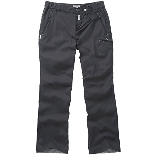 Craghoppers Kiwi Pro Active Reg Leg Walking Pants Dark Khaki (Khaki-hosen Ultimate)