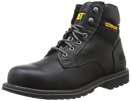 Caterpillar - Electric 6 SB, Scarponi da Uomo, Nero(Noir (Black)), 40