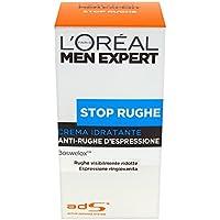 L'Oréal Paris Men Expert Stop Rughe Crema Idratante Anti-Rughe d'Espressione, 50 ml