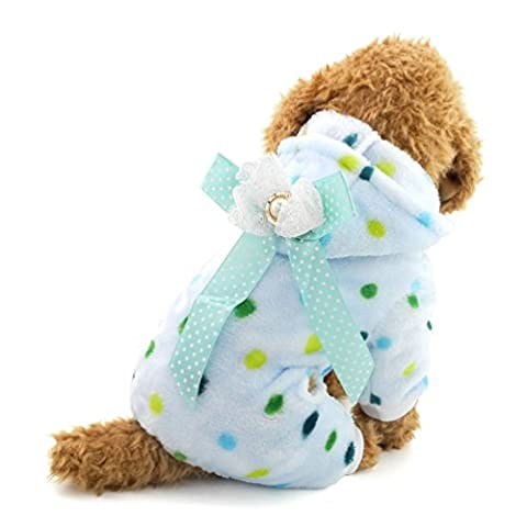 Smalllee _ Lucky _ Ranger Petit Chien Pyjama Four-leg Colorful