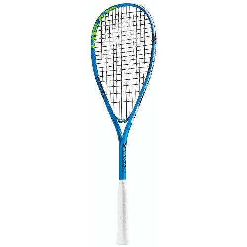 HEAD Unisex Cyber Elite Squash Schläger, Blau, One size